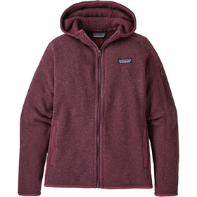 Patagonia Better Sweater Hoody Damen light balsamic
